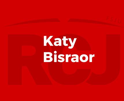 KATY BISRAOR