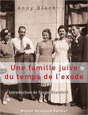 une famille juive du temps de l'exode