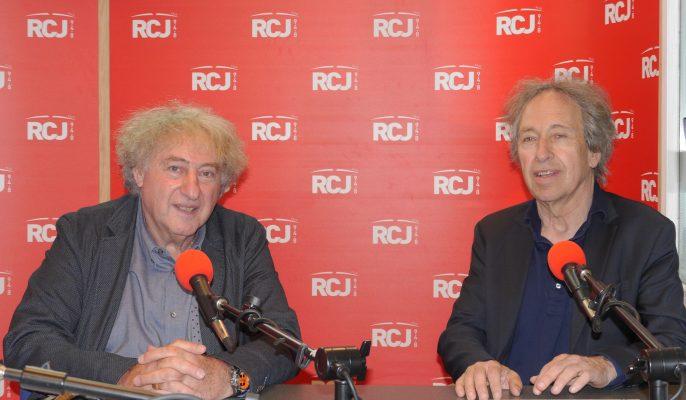 Michel Volkovitch et Pascal Bruckner