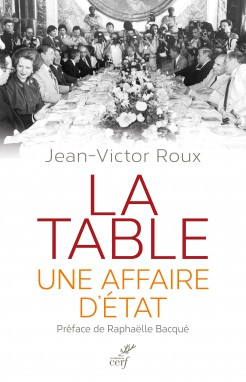 la table une affaire d'etat