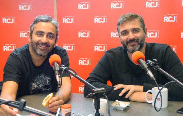 Eric Toledano et Olivier Nakache sur RCJ