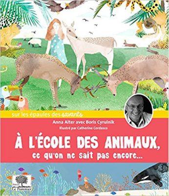 A L'ECOLE DES ANIMAUX