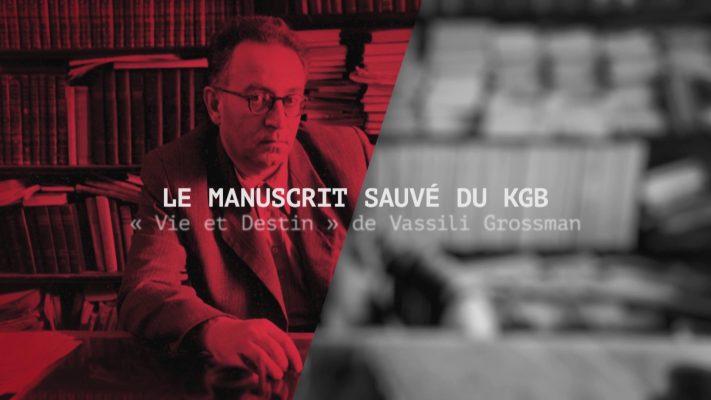le manuscrit sauve du kgb