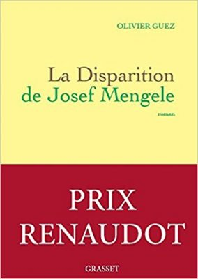 la disparition de dr Mengele