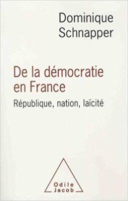 de la democratie en france
