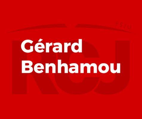Gerard Benhamou