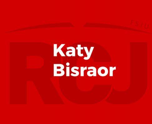 Katy Bisraor RCJ