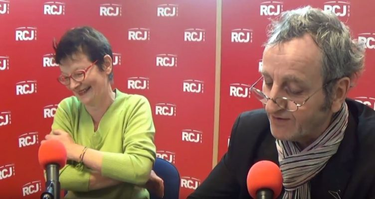 Martine Rousseau et Richard Herlin sur RCJ