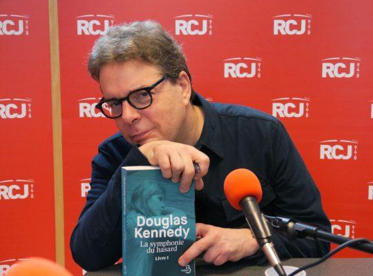Douglas Kennedy sur RCJ