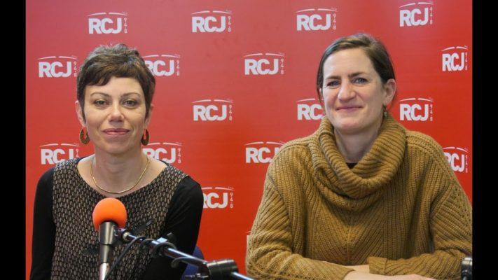 Stéphanie Convertino et Mathilde Bourgain