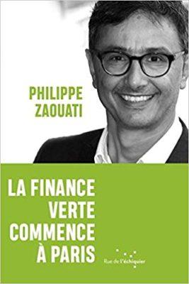 La finance verte commence à Paris